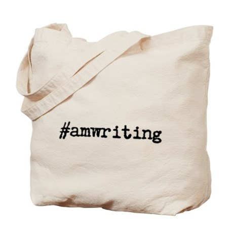 amwriting_tote_bag