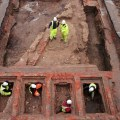 12th century castle discovered in England