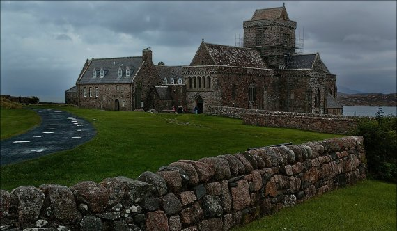 Iona Abbey - photo by dun_deagh / Flickr