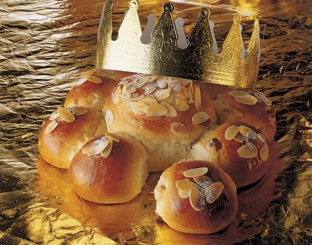 'Szczodraki' - Polish Three Kings cakes. Photo by Llodzko Express.