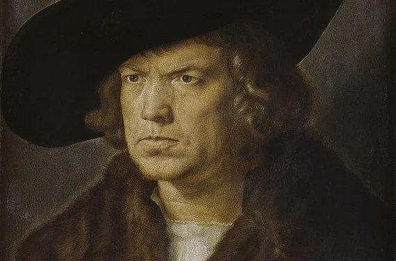 Portrait of a Man by Albrecht Durer