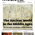 The Medieval Magazine: The Ancient World in the Middle Ages (Issue 50)