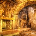 The Medieval Story of Jesus' Prison Cell