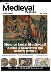 Subscribe to the Medieval Magazine for $6.99 a month