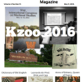 The Medieval Magazine: Kzoo2016 (Volume 2 Issue 15)