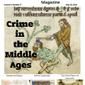 The Medieval Magazine: Crime in the Middle Ages (Volume 2 Issue 17)