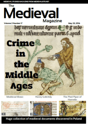 Buy this issue of the Medieval Magazine