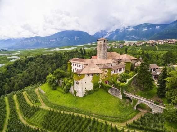 Castel Valer, Tassullo, Italy  Photo: (C) 2016 Alessandro Carpentiero