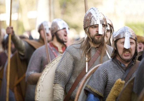 Explore a key battlesite this September - Photo courtesy JORVIK Viking Centre