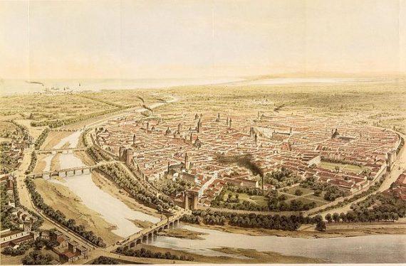 Valencia in the 19th century