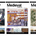 Thank you for buying this Medieval Magazine bundle