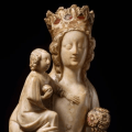 British Museum acquires medieval alabaster Virgin and Child