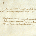 Medieval colophons: A variety of scribal annotations