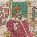 Matthias Corvinus and Charles the Bold