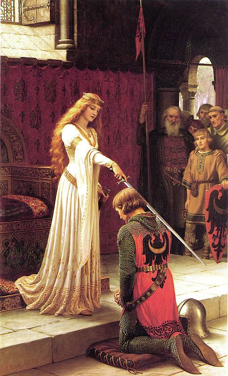 The Knighting Ceremony: From Squire to Sir - Medievalists.net