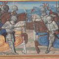 The Persistence of the Warrior Tradition in the Last Years of the Middle Ages: The Example of the Pas d'Armes in Burgundy under Duke Charles the Bold
