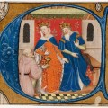 Exhibition of Medieval Manuscripts Opening at the Art Institute of Chicago