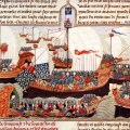 When Medieval England was Almost Invaded