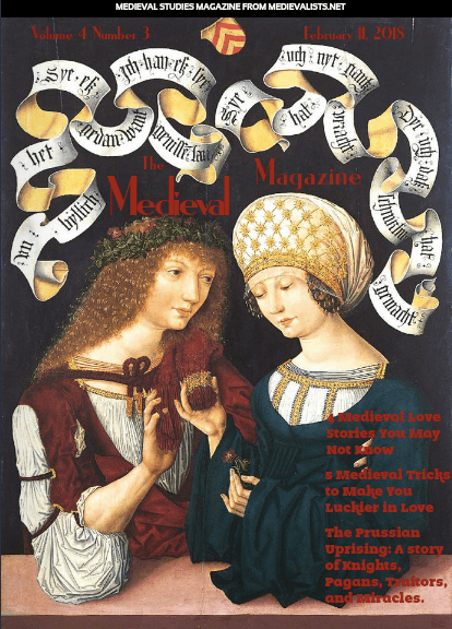 The Medieval Magazine 105 - Vol. 4, No. 3 : Valentine's Day Issue!