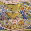 """The Square """"Fighting March"""" of the Crusaders at the Battle of Ascalon (1099)"""