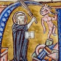 5,000,000 words: How St. Augustine's works made it into the Middle Ages