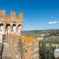 Italian castle designed by Brunelleschi for sale