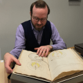 Medieval astronomical manuscript acquired by the University of Pennsylvania