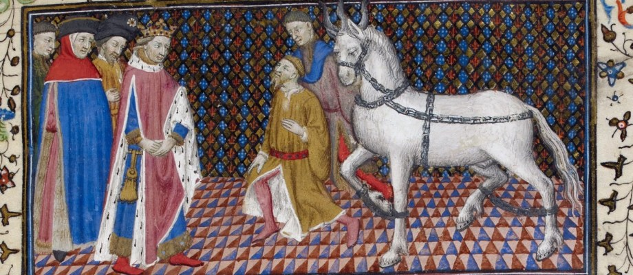 Like Master, Like Horse: Five Famous Horses in Medieval Legends