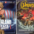 From Vinland to Valhalla, From Saga to Manga