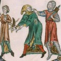Medieval Magical Spells against Theft