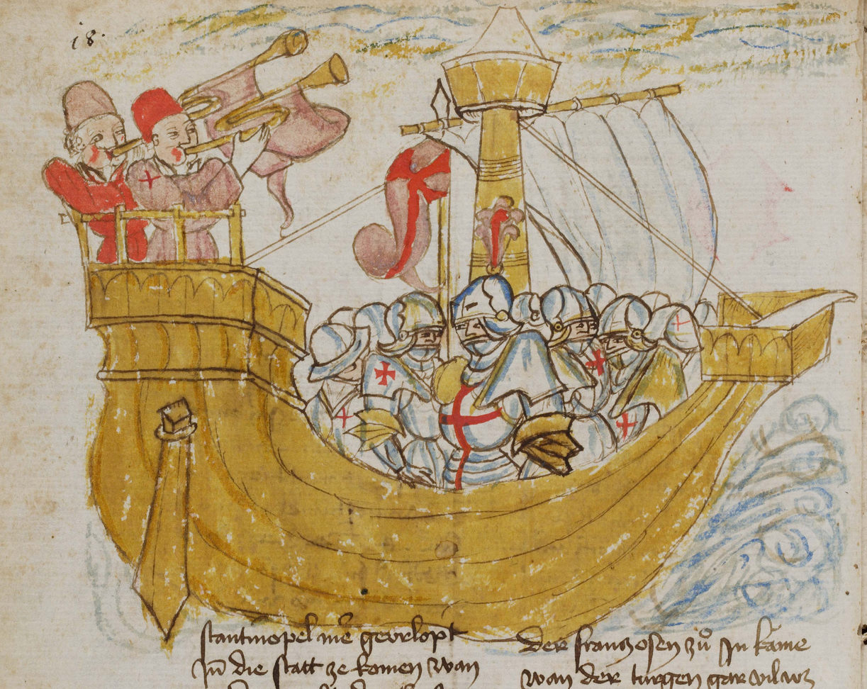 Dragomans and Crusaders: The Role of Translators and Translation in the Medieval Eastern Mediterranean, 1098-1291