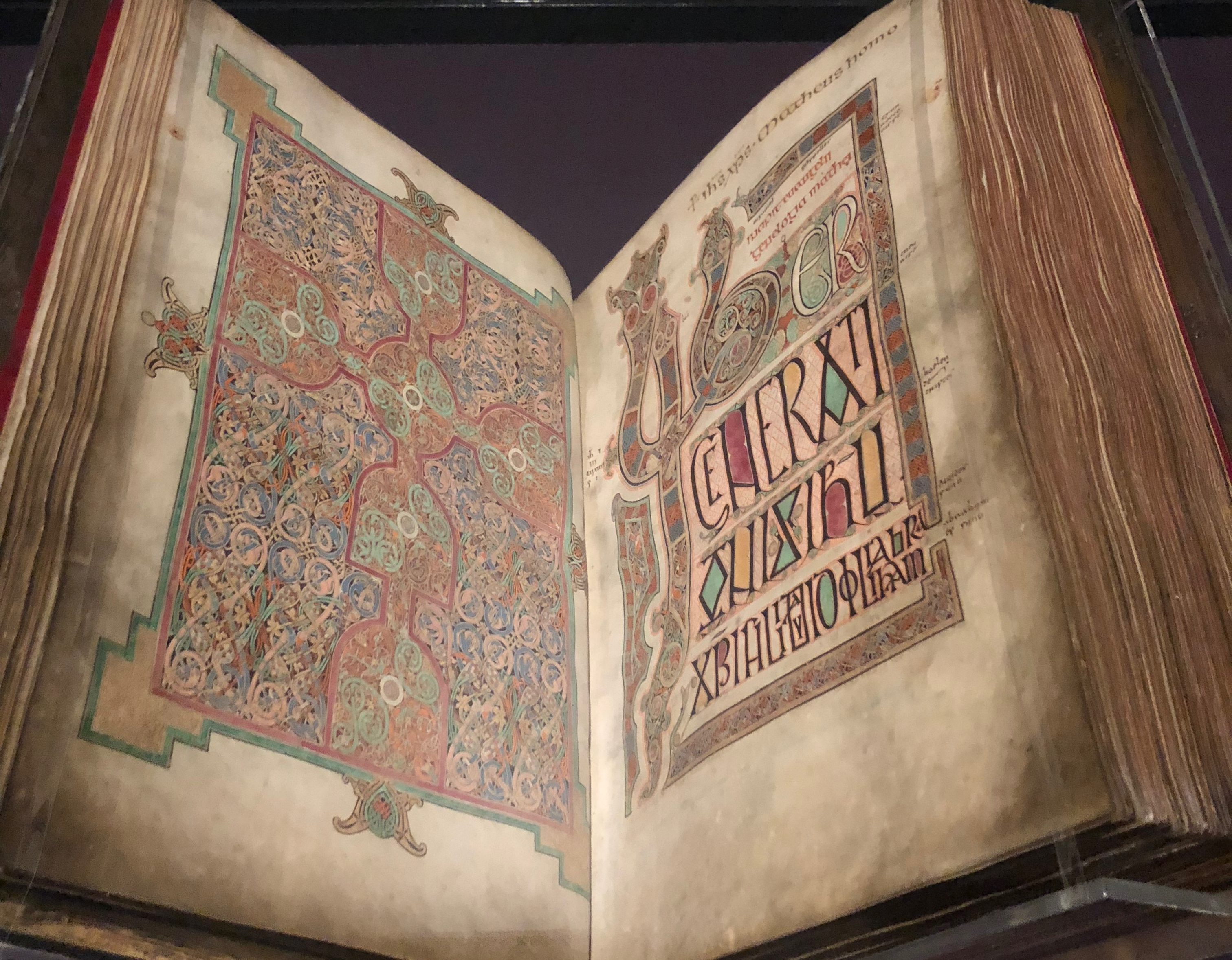 A Treasure Hoard of Medieval Manuscripts – A look into the exhibition 'Anglo-Saxon Kingdoms: Art, Word, War'