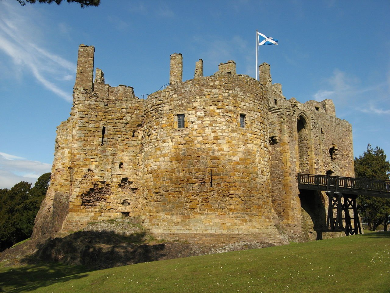 Where to find the Middle Ages in Scotland in 2019