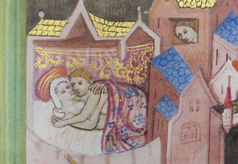 Love Sex Magic in Medieval Europe: The archaeological evidence
