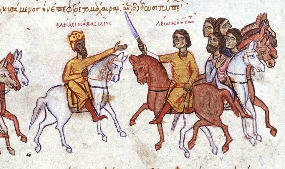 From peasant to Byzantine emperor: the remarkable career of Basil the 'Macedonian'