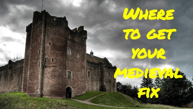 medieval travel destinations