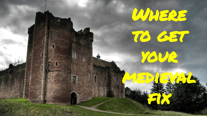 medieval travel destinations