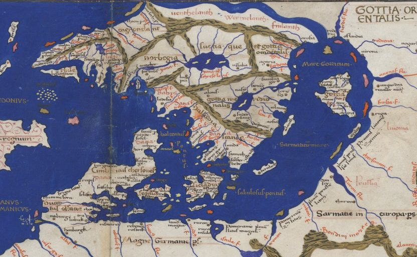 Around the Barbarian Sea: Settlements and Outcomes in the Early Medieval Baltic