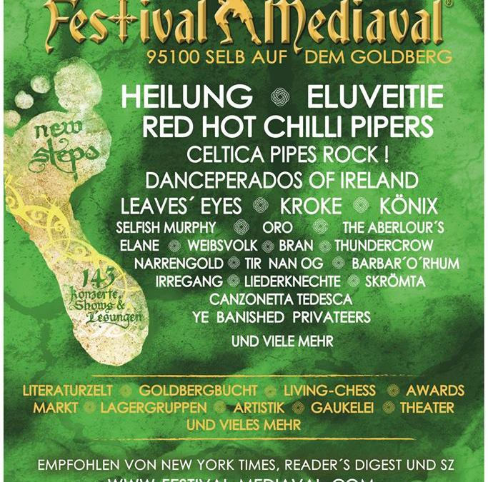 Festival-Mediaval XII: New Steps