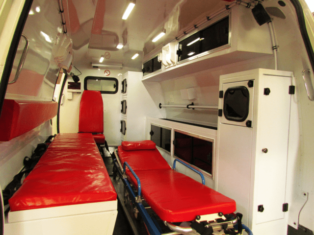 Ambulance Basic Interior