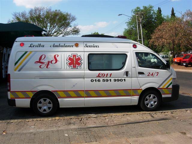 Lesiba  Ambulance Services