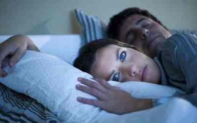 10 Unexpected Reasons of Insomnia and Disturbed Sleep