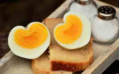 Having Eggs for Breakfast Can Boost Your Brain Functions