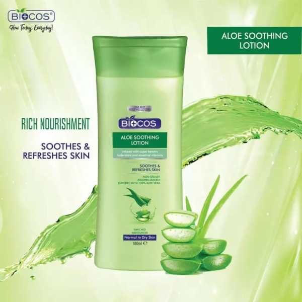 Aloe Soothing Lotion