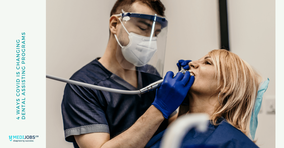 4 Ways COVID Is Changing Dental Assisting Programs