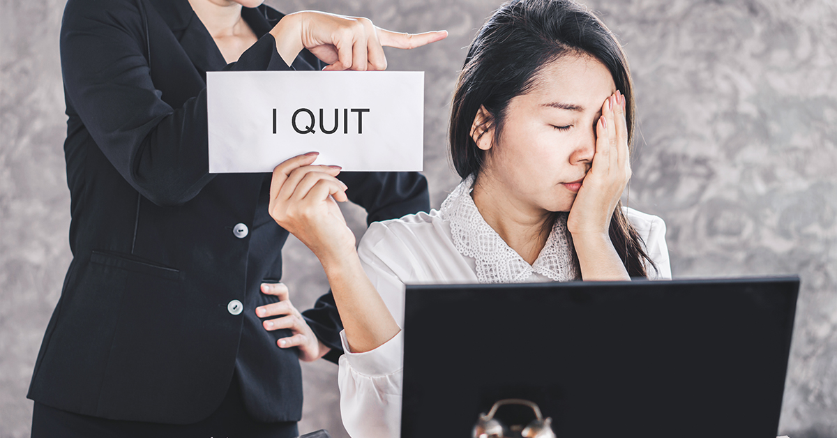 Quitting. MEDIjobs