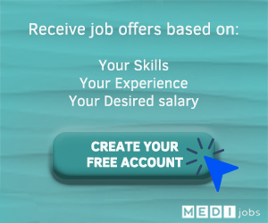 MEDIjobs free account