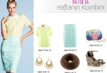 Photo of Jesicca Hart ve H&M İlkbahar-Yaz ile Pastel…