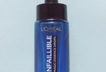 Photo of L'Oreal Paris Infaillible Magic Essence Drops Likit Makyaj Bazı
