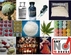 Cara Mengenali Pengguna Narkoba